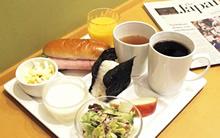 朝食(お一人様600円)